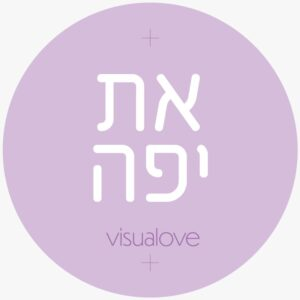 סט סטיקרים משמח ומעצים לנשים של visualove