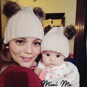 כובע לתינוק דגם MINI ME – אמא ובייבי